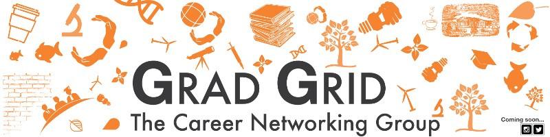 The Grad Grid Banner